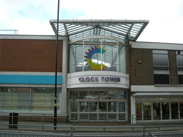 Clock Towers Shopping Centre